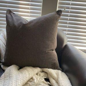 Ralph Lauren Pillow Covers